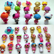MINI Lalaloopsy Figures Play-House Dolls-Accessories Girls Toys Kids for 5pcs/Lot Christmas-Gifts