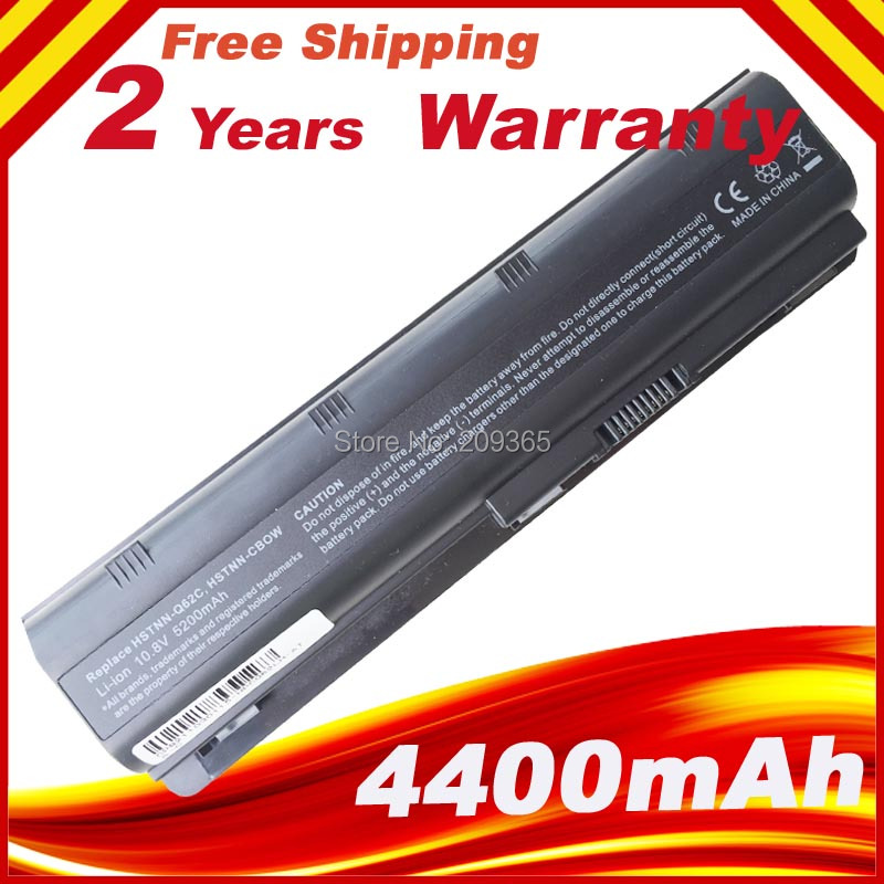 Laptop battery For HP  Pavilion G4 G7 G6 HSW CQ42 CQ32 G42 CQ43 G32 DV6 DM4 430 bateria 593553- 001 MU06  batteryLaptop battery For HP  Pavilion G4 G7 G6 HSW CQ42 CQ32 G42 CQ43 G32 DV6 DM4 430 bateria 593553- 001 MU06  battery