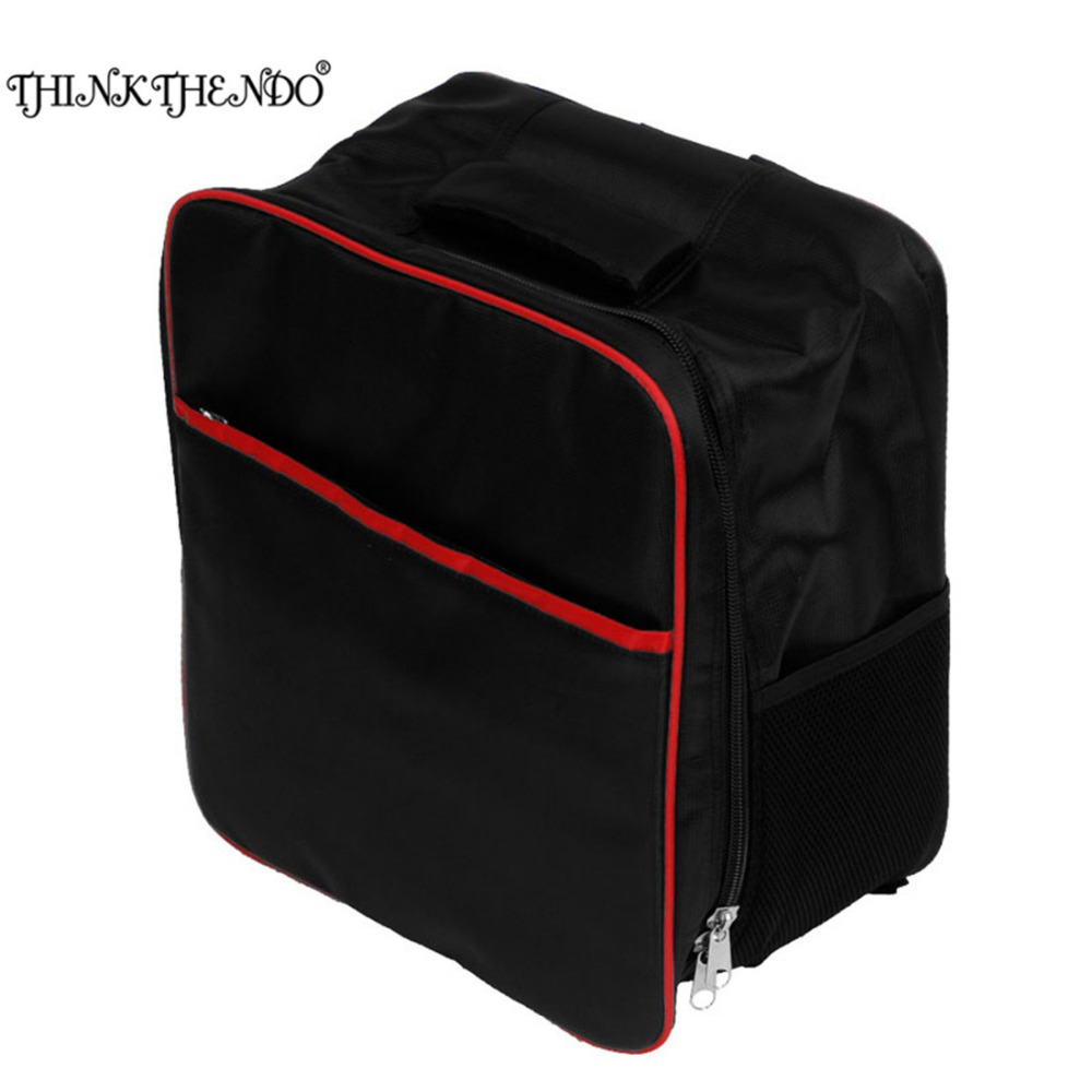 все цены на THINKTHENDO 1Pc Backpack Shoulder Bag Carrying Case For DJI Phantom 4/Phantom 3 Quadcopter Drone онлайн