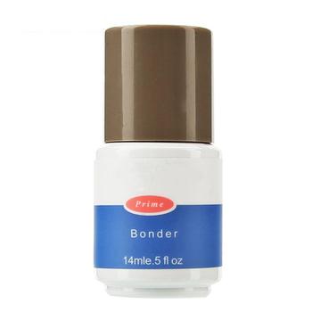 Bonder UV Olish żel do paznokci niekwasowy podkład 0 5oz 14ML Salon do żelu UV akrylowy trwały Bond bezzapachowy spoiwa płaszcz podstawowy tanie i dobre opinie Wielofunkcyjny top lakier bazowy Water Ice Levin 1pcs Nail Gel
