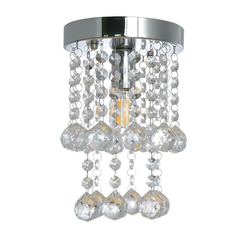 LED crystal chandelier chandelier living room bedroom restaurant porch corridor light Smallpox ChandelierLED crystal chandelier chandelier living room bedroom restaurant porch corridor light Smallpox Chandelier