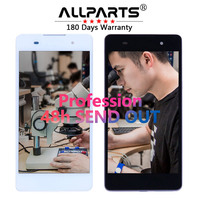 Tested 1280x720 5 Inch LCD For SONY Xperia E5 LCD Display Touch Screen Digitizer Replacement For