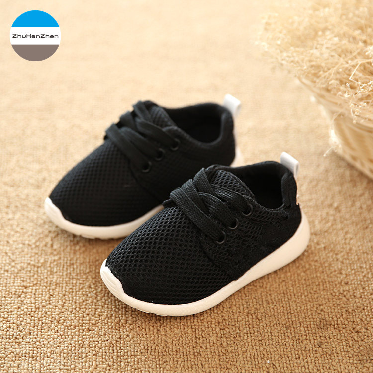 2018 1 to 3 years old Infant Sneakers Non slip Baby Boys ...