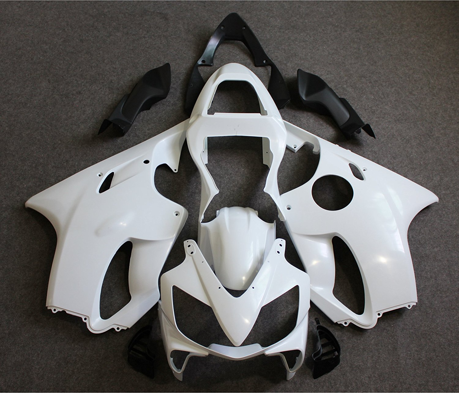 Unpainted Fairing Kit For Honda CBR 600 RR F4i 2001 2002 2003 CBR600RR CBR600 RR f4i 01-03 02 Motorcycle Injection Mold Fairings tax policy and the economy v18