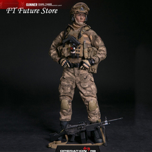 DMS007 1/6 OPERATION RED SEA PLA NAVY MARINE CORPS JIAO LONG SPECIAL OPERATIONS BRIGADE OPERATOR SAW GUNNER ZHANG TIAN DE Action u s marine corps mcwp 3 35 1 cold weather operations