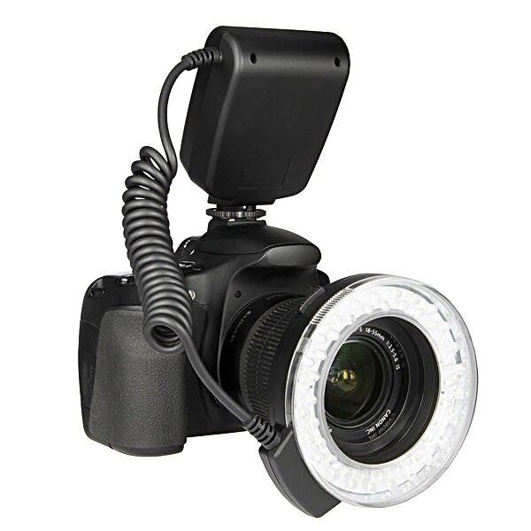 Фотографическое освещение 550D 48 . Nikon