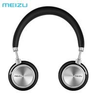 Meizu HD50 Headband HIFI Stereo Bass Music Headset Aluminium Alloy Shell Low Distortion Headphone With Mic