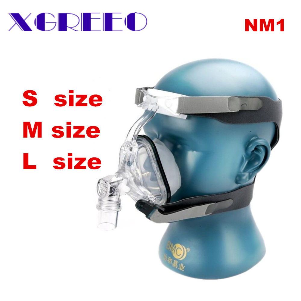 BMC XGREEO NM1 Nasal Mask For CPAP Machine Sleep Snoring OSAS Therapy Size SML With Belt Cushion Clips Easy Cleaning welder machine plasma cutter welder mask for welder machine
