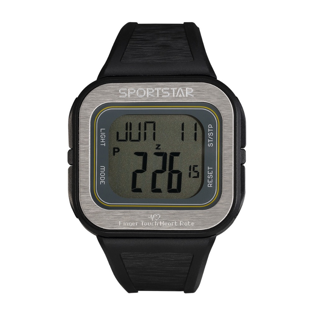 SPORTSTAR Stride V sport running watch with heart rate calorie function