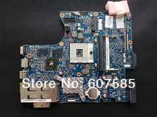 For HP 4520S 598668-001 Laptop motherboard 48.4GK06.041 Intel Non-integrated Free shipping