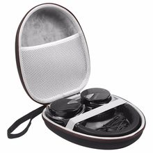 2019 Newest EVA Hard Bag Travel Case for COWIN E7 / E7 PRO Active Noise Cancelling Bluetooth Headphones Box Cover Pouch(China)