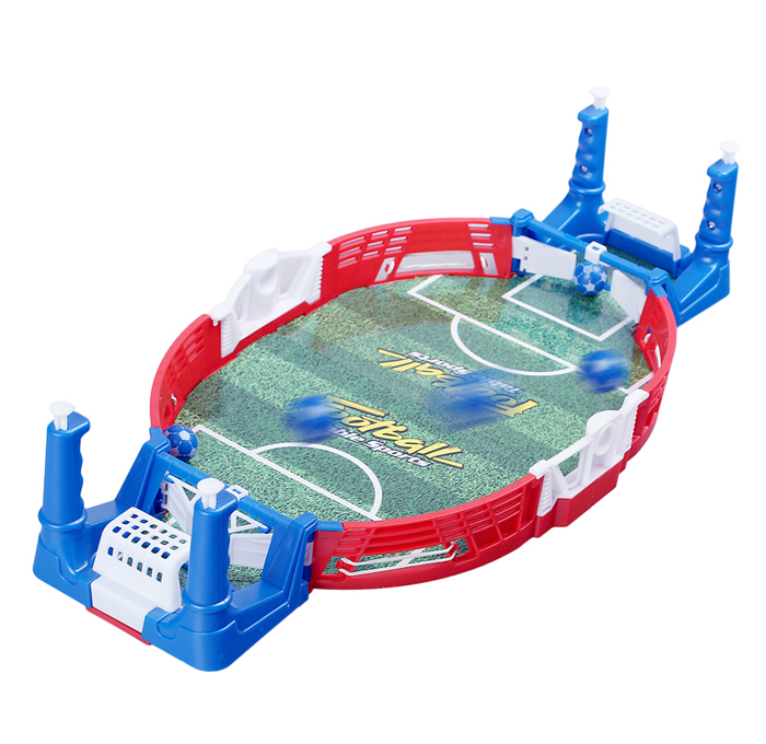 Puzzles & Games Game Room 2 Player Fun Football Tabletop Arcade Game Interactive Toy For Kids Children Play Home Office Desk Top