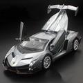 Lamborghin Veneno 1:32  Diecast Alloy Metal Racing Vehicles Model Christmas Birthday Gift for Children Boy Collection Toy