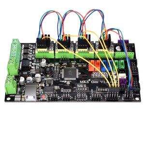 Image 3 - 3D 프린터 부품 MKS Gen V1.4 제어 보드 메가 2560 R3 마더 보드 RepRap Ramps1.4 + TMC2100/TMC2130/TMC2208/DRV8825 드라이버