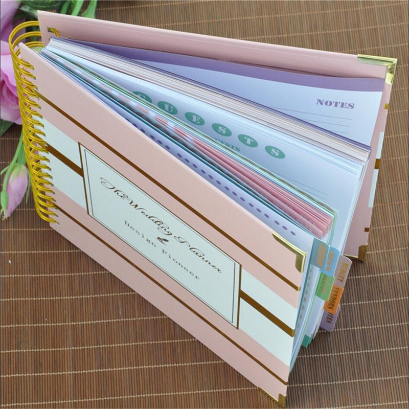 Wedding Gift The Planner Guest Book Engagement Set Keepsake Organizer In Party Favors From Home Garden On Aliexpress Alibaba