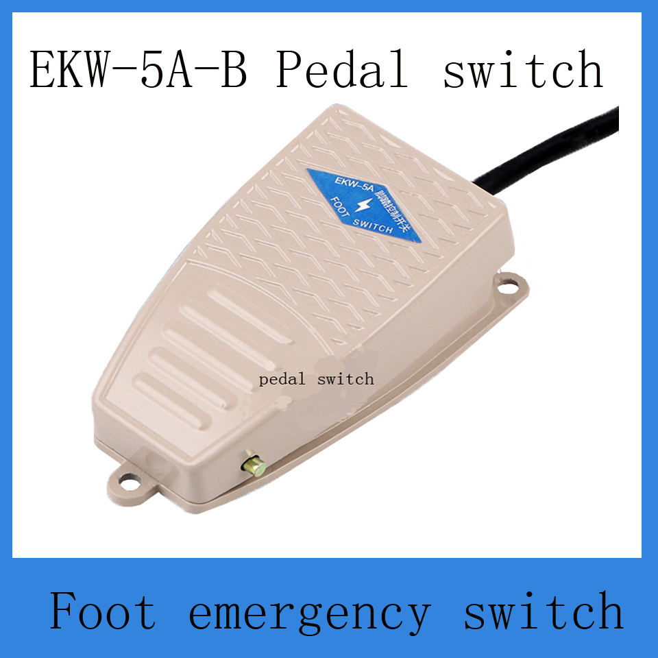 ekw-5a-b-foot-emergency-switch-for-welding-equipment-stamping-equipment