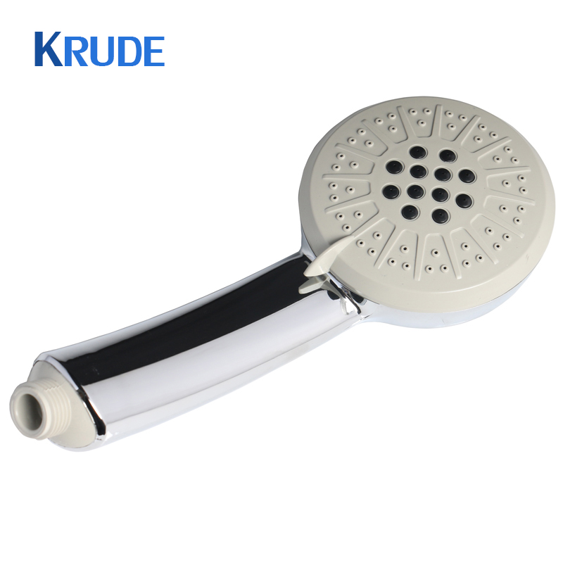 3 Function Hand Shower Head High Pressure Adjustable Hand Shower Indoor and Outdoor Modern Bathtub SPA Device to