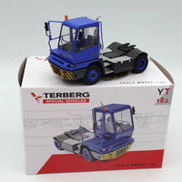 Terberg Special YT182 Vehicles Trailer Head Diecast Toys Car Models Limited Edition Collection 1:50 Scale