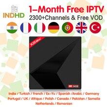 IPTV インドイタリア X88 最大 1 月送料 IP テレビアラビア EX YU パキスタン IPTV サブスクリプション 4 18K ボックス IPTV カナダトルコ IP テレビイタリアインド