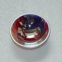 52 мм стеклянный параболический отражатель вогнутое отражающее вогнутое зеркало Проектор DIY Аксессуары Универсальный прожектор отражатель...