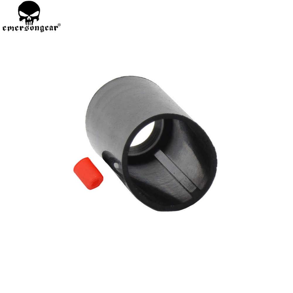 ЭМЕРСОН 60 градусов жесткий тип Улучшенный хоп Up Bucking резина для страйкбола AEG Охотничьи аксессуары