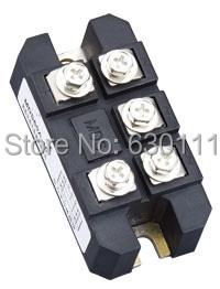 MDS100A 3-fazy diodowy mostek prostowniczy 100A Amp 1600V tanie i dobre opinie AEYWVRL Schottkiego prostownik Falownik konwerter Bezpo¶rednio hole