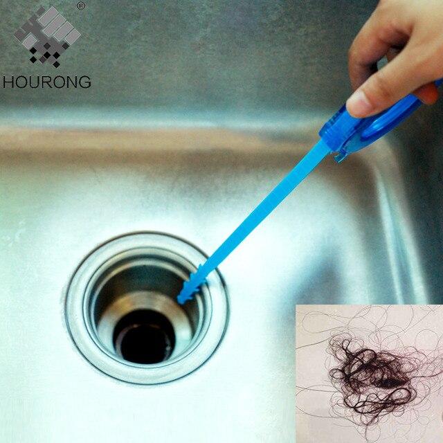1 pz Regolabile Fogna Capelli Detergente per il Bagno Dei Capelli Fermacorda e g