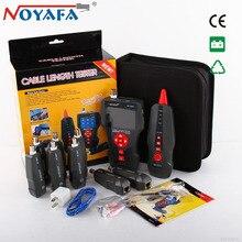 NOYAFA NF 8601W LAN testeur de câble réseau téléphone fil traqueur pour PING/POE BNC RJ45 RJ11 câble test emballage dorigine