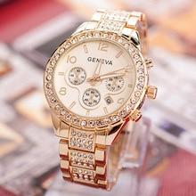 Женские часы из нержавеющей стали, изысканные часы, женские Стразы, роскошные повседневные кварцевые часы, Relojes Mujer, Новое поступление 876