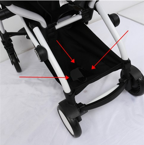 Shopping Basket For Yoya Baby Stroller Accessories The Bottom Babyzen Yoyo Strollers In From Mother Kids On Aliexpress