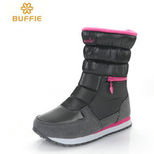 Купить с кэшбэком Popular Snow Boots Free shipping Leisure heightening  size 5-15 lady boots warm shoes man boots,