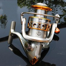 Battlesea TREANT II  Stainless steel Fishing Reel 1000H 3000H 4000H Spinning Reel 13KG Max Drag Power Bass Carp Fishing Tackles seaknight rapid 3000h 4000h 5000 6000 anti corrosion saltwater fishing reel 11bb 6 2 1 4 7 1 8 15kg carp fishing spinning wheel
