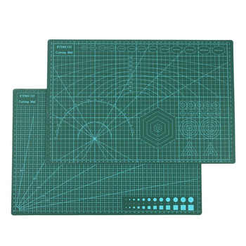 A3 PVC Self Healing Cutting Mat Fabric Leather Paper Craft DIY Tools Double-sided Healing Cutting Board - DISCOUNT ITEM  5% OFF All Category