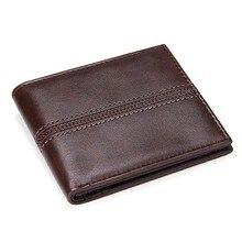 Solid Men's Leather Wallets Business Men Slim Short Wallet Luxury Design 2 fold Money Bag Coin Pocket Credit Card Holder Male PU цены