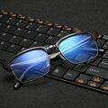 VCKA Компьютерные очки Ultra light Очки рамки Tr90 очки blu-ray объектив анти ультрафиолетового излучения Оптических очков