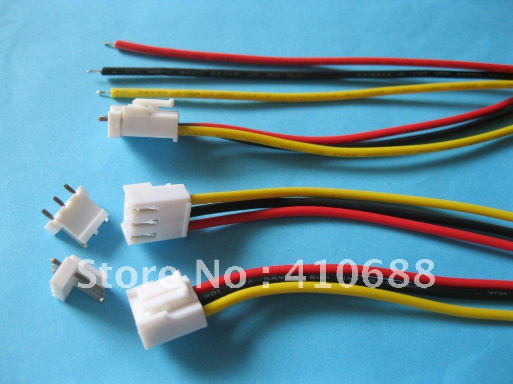 3 Wire Female Plug - WIRE Center •