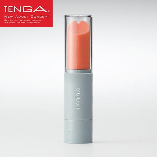 Tenga iroha Rouge / Lipstick MIni Vibrator Bullets Unique Sex Toys For Woman
