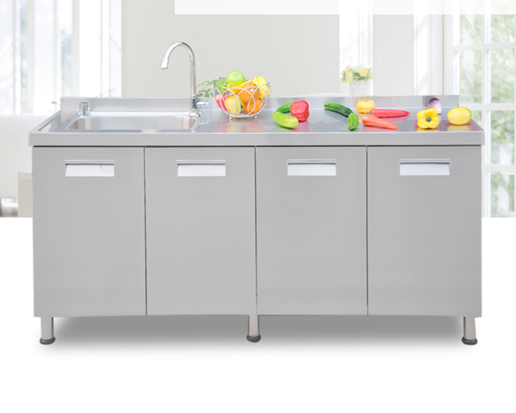 stainless steel cabinet-1