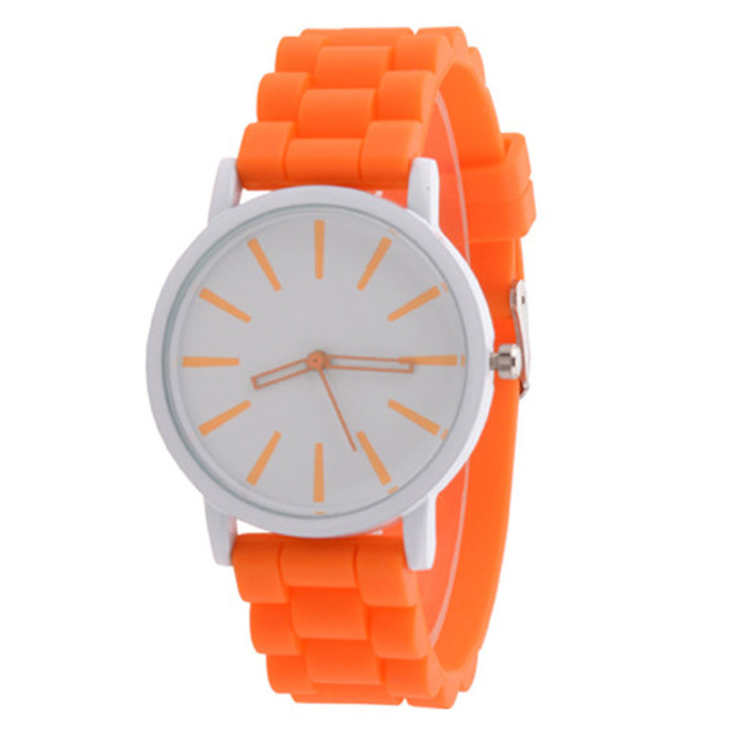 Men Watch Women Relogio Masculino High Quality Silicone Rubber Jelly Gel Quartz Analog Sports Women Wrist Watch  HOT SALE  3* hot sale jelly silicone rubber candy quartz watch wristwatches for women girls students pink white