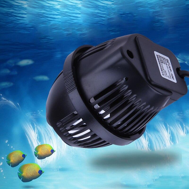 1pcs JVP-110 Wave Maker Aquarium Circulation Wave Sucker Suction Wave Maker  Aquarium Accessories Fish Tank Products