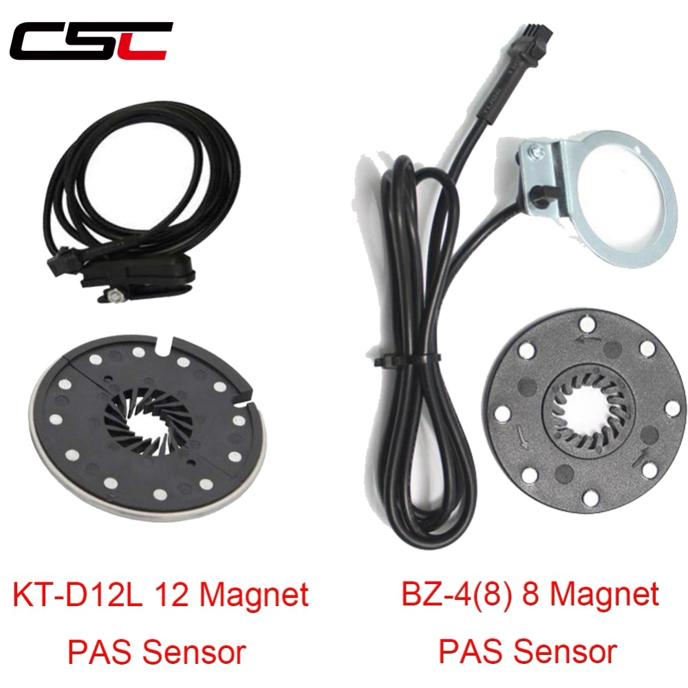 5 //8//12 Magnet Electric Bicycle Pedal PAS System Assistant Speed Sensor Parts