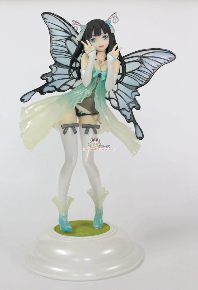 25cm Sexy Native Butterfly girl Action Figures PVC brinquedos Collection Figures toys for christmas gift25cm Sexy Native Butterfly girl Action Figures PVC brinquedos Collection Figures toys for christmas gift