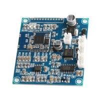 12 V/24 V Автомобильный Bluetooth 4,0 плата аудиоресивера беспроводной стерео звуковой модуль