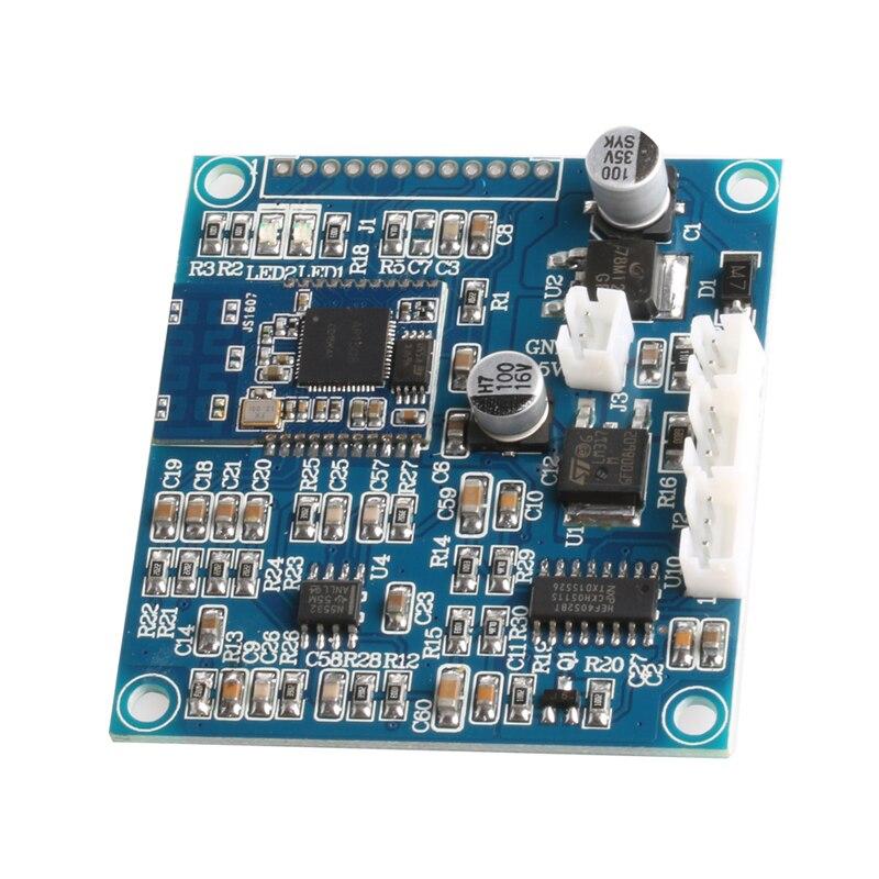12 v/24 v carro bluetooth 4.0 receptor de áudio placa módulo de som estéreo sem fio