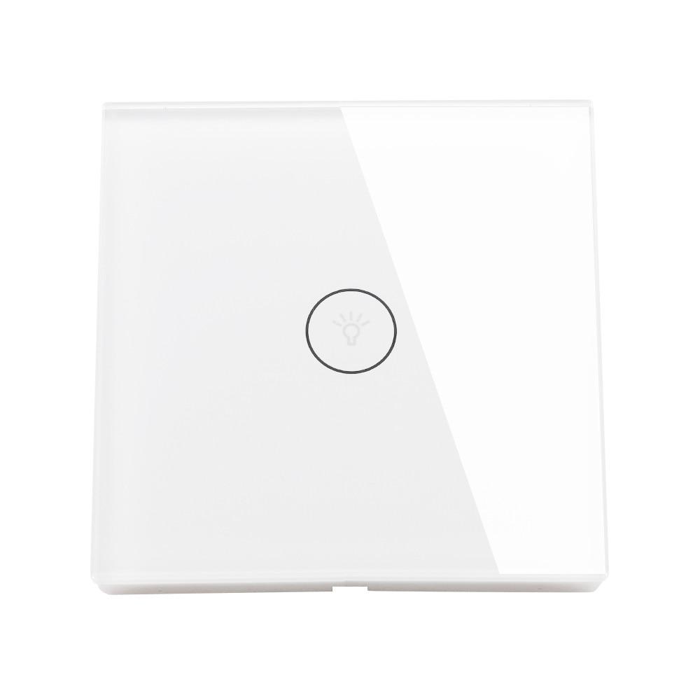 HIPERDEAL High Quality Smart White Wall Switch EU Standard