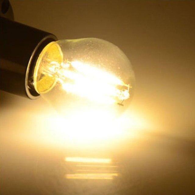 Mabor E27 G45 2W LED Bulb Edison Retro Vintage Filament COB Light Dimmable