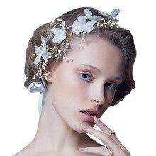 popular wedding bridal braided hair hair clip buy cheap