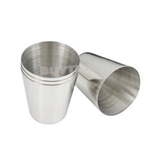 Resultado de imagen para vaso acero inoxidable