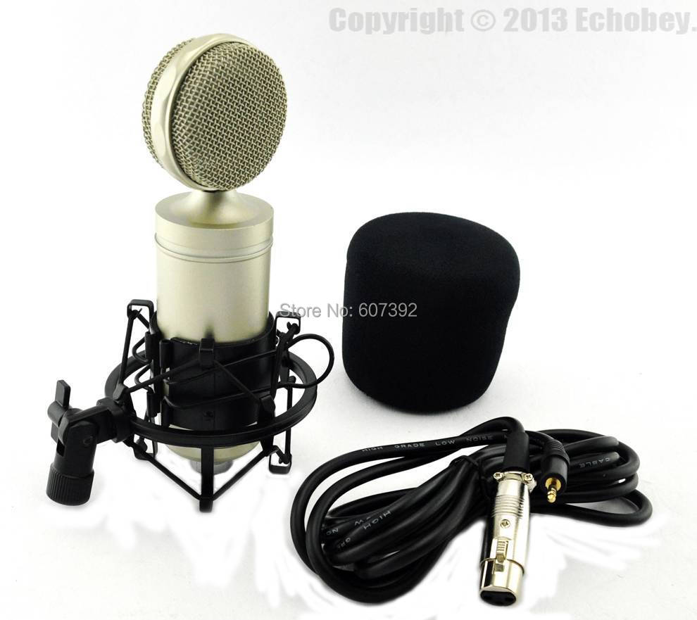 ship from au sk 999 wired dynamic mic condenser studio recording microphone set for computer. Black Bedroom Furniture Sets. Home Design Ideas