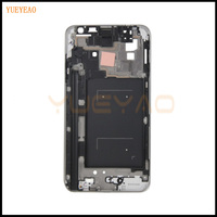YUEYAO For Samsung Galaxy Note 3 Neo Mini N750 N7502 N7505 LCD Front Frame Bezel High